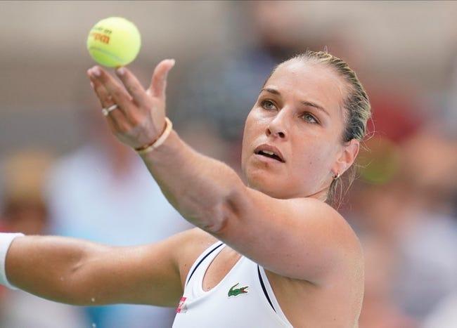 Tennis | Dominika Cibulkova vs. Magdalena Rybarikova