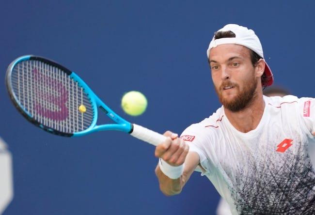 Joao Sousa vs Daniil Medvedev 2018 St Petersburg Open Tennis Pick, Preview, Odds, Prediction