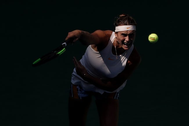 Tennis   Aryna Sabalenka vs. Anett Kontaveit