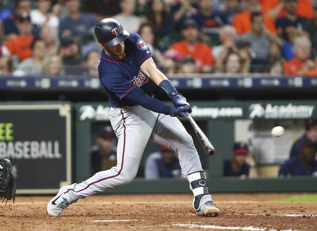 Houston Astros vs. Minnesota Twins - 9/4/18 MLB Pick, Odds, and Prediction