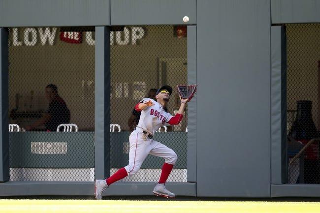 Atlanta Braves vs. Boston Red Sox - 9/4/18 MLB Pick, Odds, and Prediction