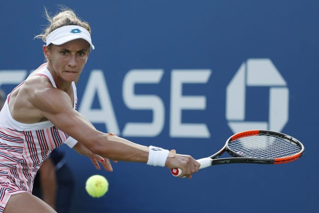 Lesia Tsurenko vs Naomi Osaka 2018 US Open Tennis Pick, Preview, Odds, Prediction