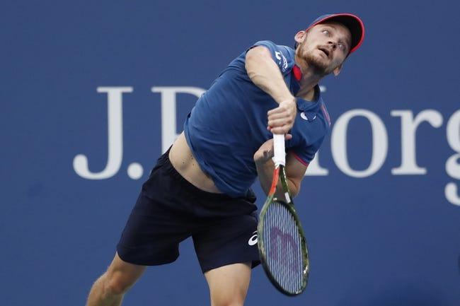 Tennis   Benoit Paire vs David Goffin