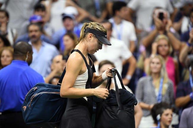 Tennis | Rebecca Peterson vs Maria Sharapova