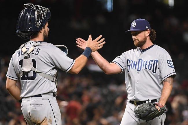 Arizona Diamondbacks vs. San Diego Padres - 9/4/18 MLB Pick, Odds, and Prediction