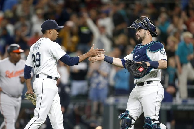 MLB | Baltimore Orioles (40-98) at Seattle Mariners (77-61)