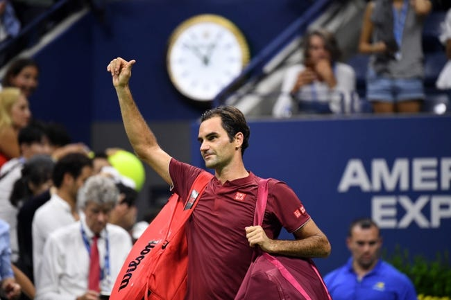 Roger Federer vs Fabio Fognini 2018 Paris Masters Tennis Pick, Preview, Odds, Prediction