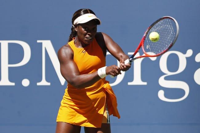 Tennis | Sloane Stephens vs. Saisai Zheng