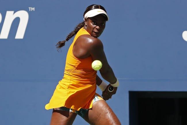 Tennis   Kiki Bertens vs. Sloane Stephens