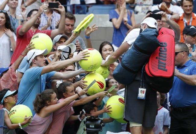 Tennis | Reilly Opelka vs John Isner
