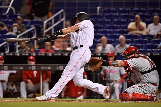 Miami Marlins vs. Philadelphia Phillies - 9/5/18 MLB Pick, Odds, and Prediction