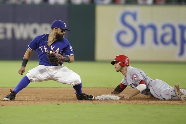 Texas Rangers vs. Los Angeles Angels - 9/5/18 MLB Pick, Odds, and Prediction
