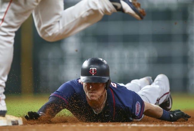 MLB | Minnesota Twins (63-75) at Houston Astros (86-53)