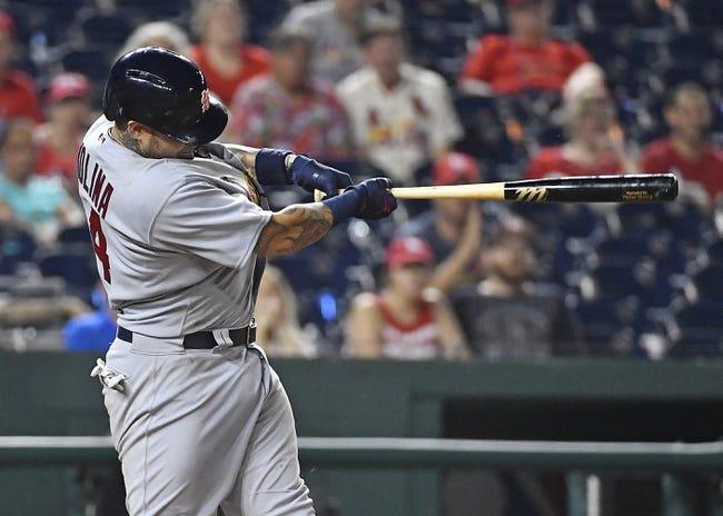 Washington Nationals vs. St. Louis Cardinals - 9/5/18 MLB Pick, Odds, and Prediction