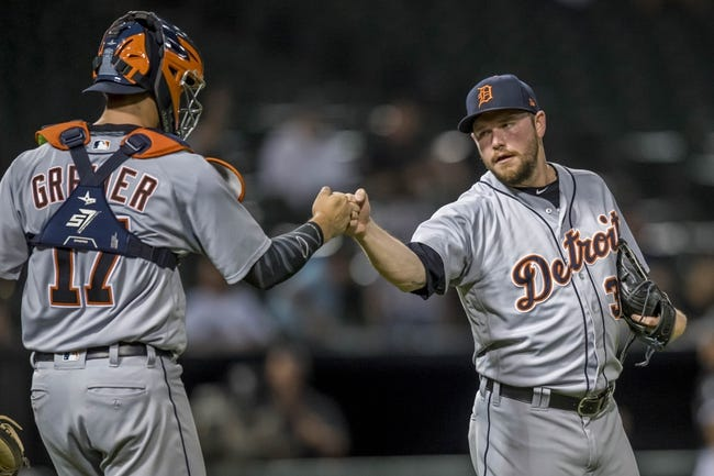 MLB | Detroit Tigers (55-83) at Chicago White Sox (56-82)