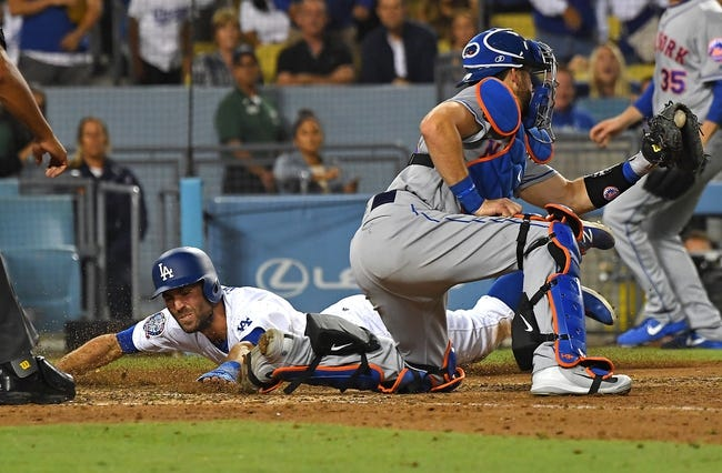 MLB | New York Mets (62-76) at Los Angeles Dodgers (76-63)