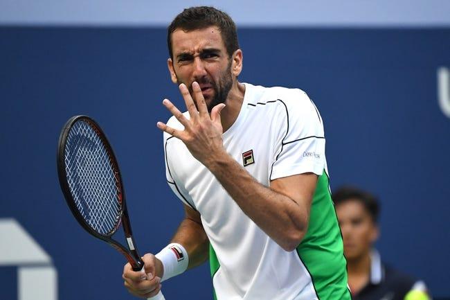 Tennis | Denis Shapovalov vs Marin Cilic