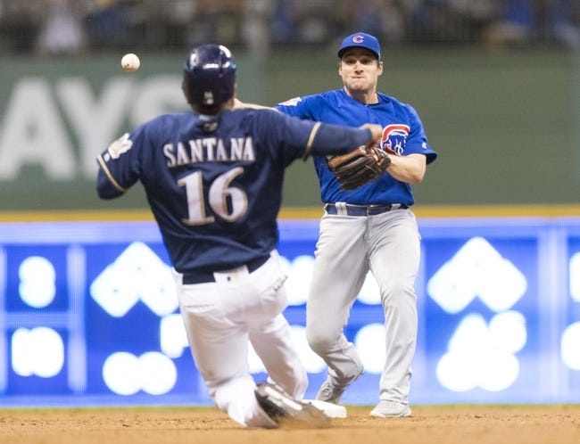 Chicago Cubs vs. Milwaukee Brewers - 9/10/18 MLB Pick, Odds, and Prediction