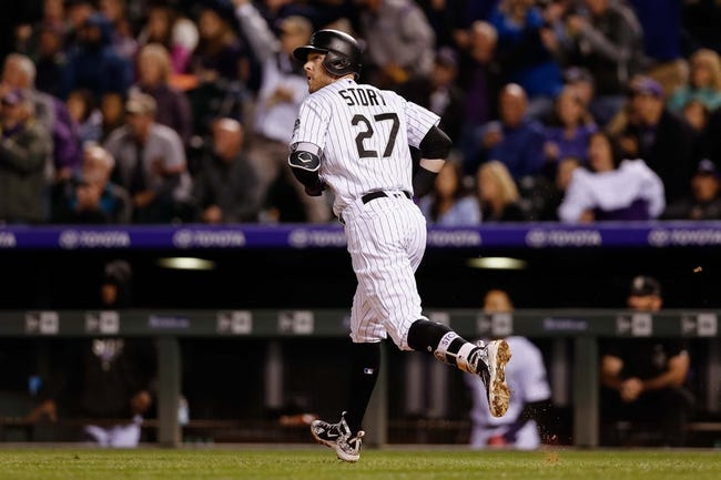 San Francisco Giants vs. Colorado Rockies - 9/14/18 MLB Pick, Odds, and Prediction