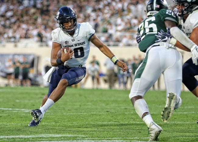 CFB | UNLV Rebels (2-3) at Utah State Aggies (4-1)