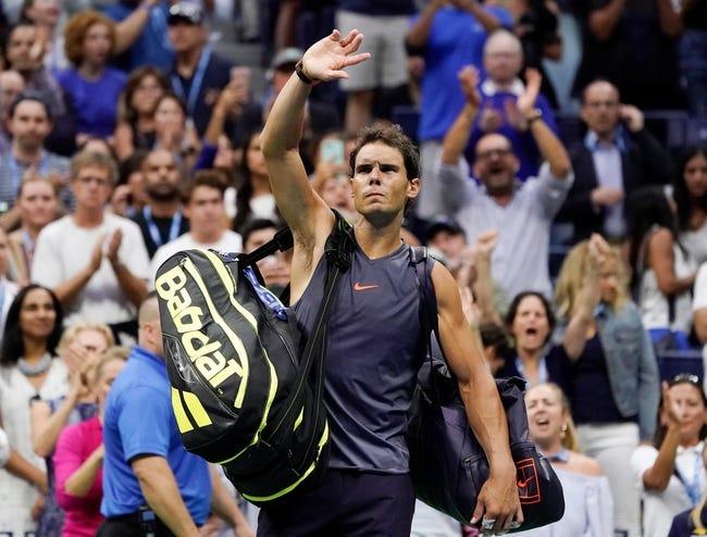 Tennis | Rafael Nadal vs. Matthew Ebden