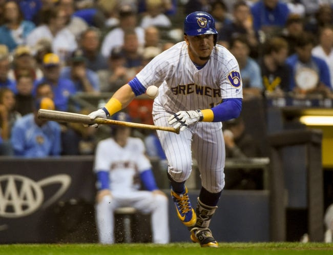 Milwaukee Brewers vs. San Francisco Giants - 9/8/18 MLB Pick, Odds, and Prediction