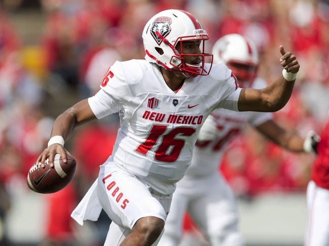 New Mexico vs. Liberty - 9/29/18 College Football Pick, Odds, and Prediction
