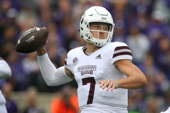 CFB | Mississippi State Bulldogs (3-0) at Kentucky Wildcats (3-0)