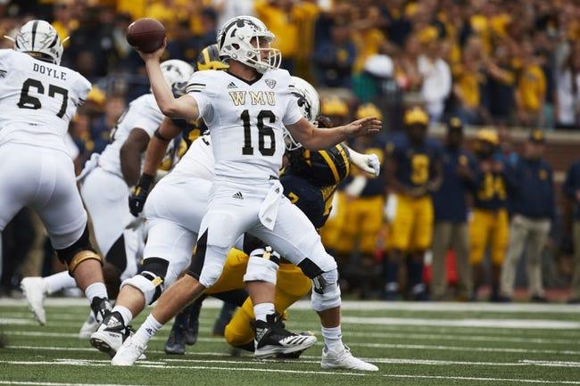 Western Michigan vs. Delaware State - 9/15/18 College Football Pick, Odds, and Prediction