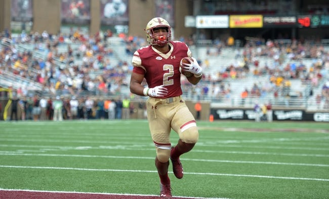 Boston College at Wake Forest - 9/13/18 College Football Pick, Odds, and Prediction