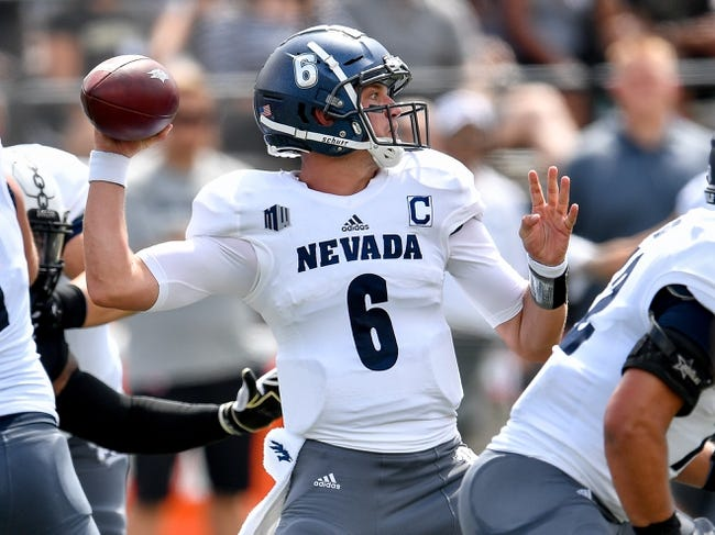CFB | Colorado State Rams (3-6) at Nevada Wolf Pack (5-4)