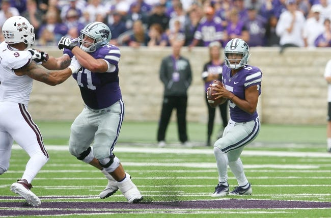 Kansas State vs. Kansas - 11/10/18 College Football Pick, Odds, and Prediction