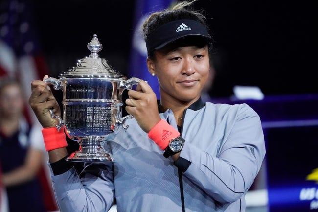 Karolina Pliskova vs. Naomi Osaka 2018 Pan Pacific Open Tennis Pick, Preview, Odds, Prediction