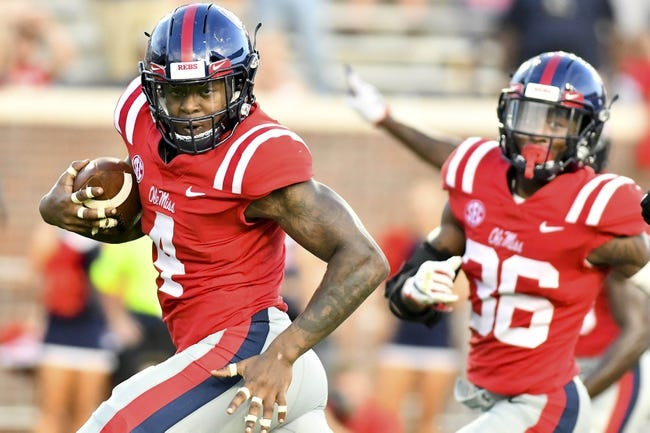 Ole Miss vs. Alabama - 9/15/18 College Football Pick, Odds, and Prediction
