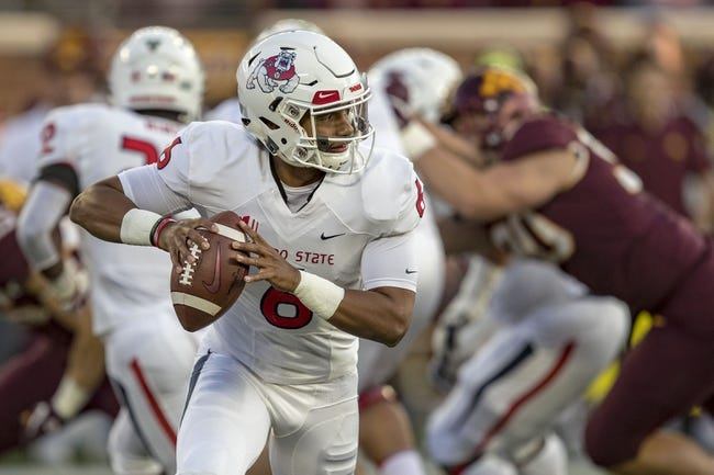 UCLA vs. Fresno State - 9/15/18 College Football Pick, Odds, and Prediction