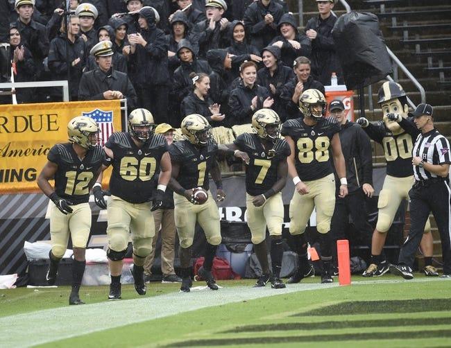 Purdue vs. Missouri - 9/15/18 College Football Pick, Odds, and Prediction