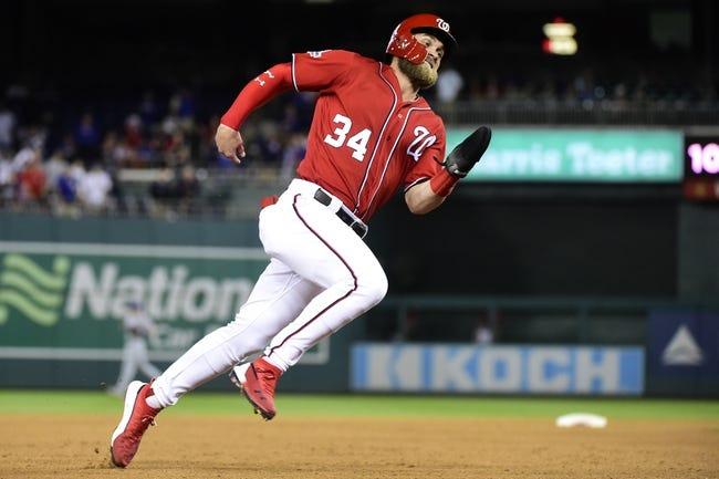Washington Nationals vs. Chicago Cubs - 9/9/18 MLB Pick, Odds, and Prediction