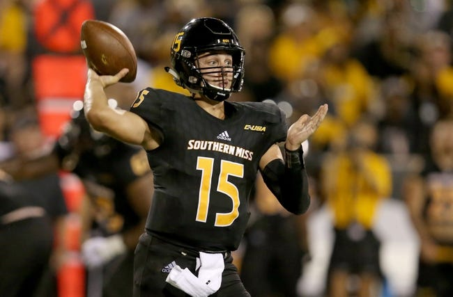 CFB | Southern Miss Golden Eagles (1-1) at Appalachian State Mountaineers (1-1)