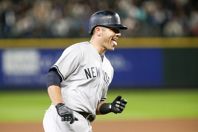 MLB | New York Yankees (89-53) at Seattle Mariners (78-64)