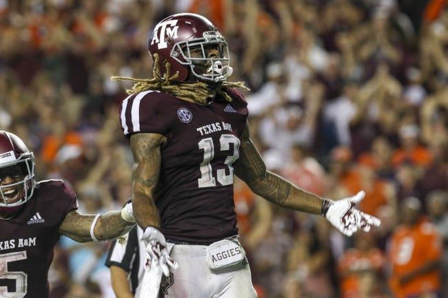 Texas A&M vs. Louisiana-Monroe - 9/15/18 College Football Pick, Odds, and Prediction