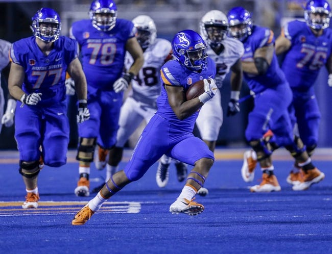 Oklahoma State vs. Boise State - 9/15/18 College Football Pick, Odds, and Prediction