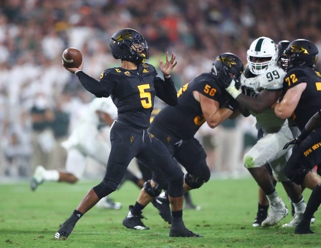 San Diego State vs. Arizona State - 9/15/18 College Football Pick, Odds, and Prediction