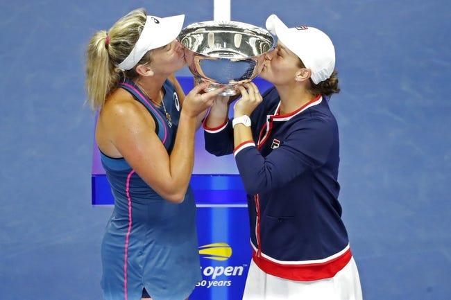 Tennis | Ashleigh Barty vs. Simona Halep