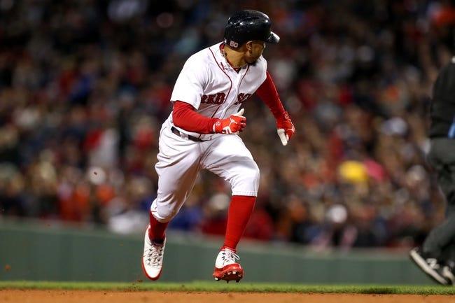 MLB | New York Mets (68-78) at Boston Red Sox (101-46)