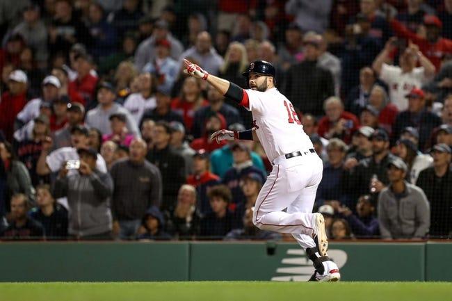Boston Red Sox vs. Houston Astros - 10/13/18 MLB Pick, Odds, and Prediction