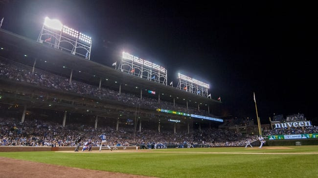 MLB | Milwaukee Brewers (83-62) at Chicago Cubs (83-60)