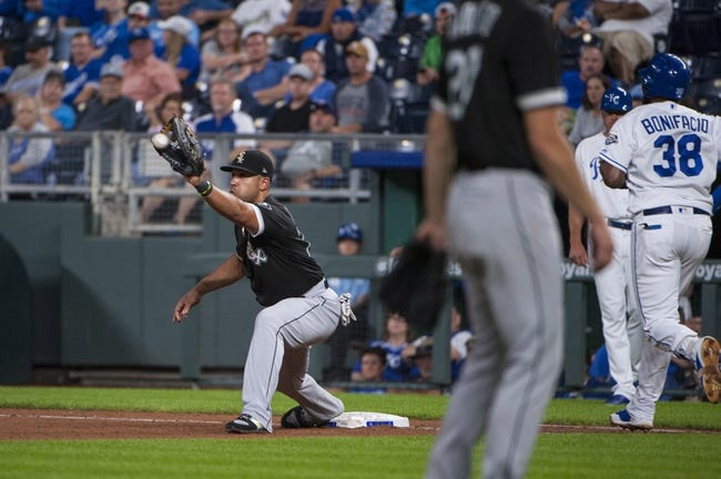 Kansas City Royals vs. Chicago White Sox - 9/11/18 MLB Pick, Odds, and Prediction