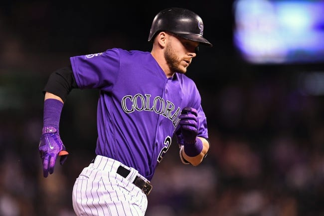 Colorado Rockies vs. Arizona Diamondbacks - 9/11/18 MLB Pick, Odds, and Prediction