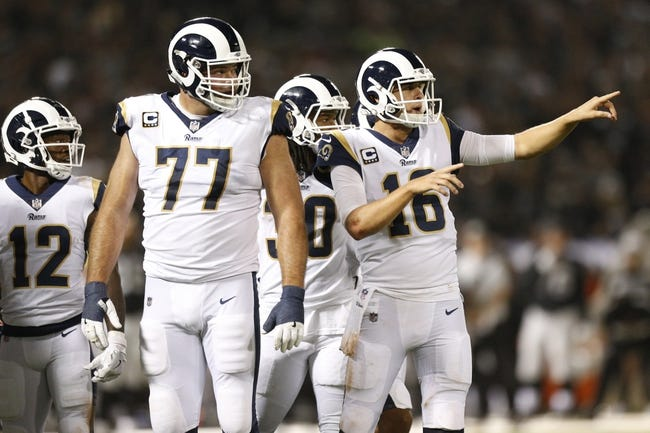 Los Angeles Rams vs. Arizona Cardinals - 9/16/18 NFL Pick, Odds, and Prediction