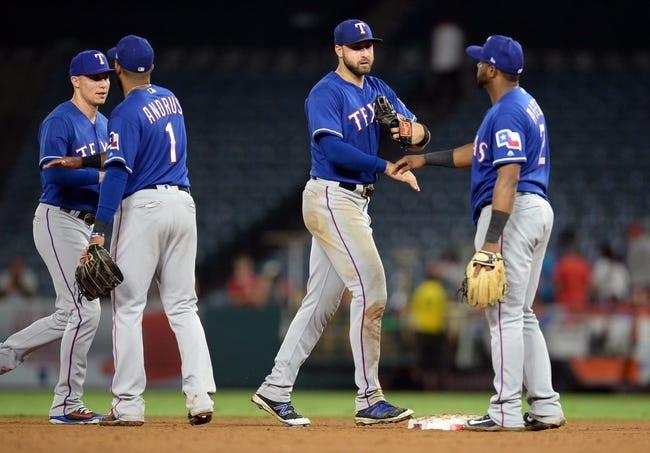 Los Angeles Angels vs. Texas Rangers - 9/11/18 MLB Pick, Odds, and Prediction
